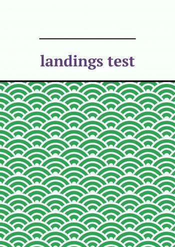 landingstest
