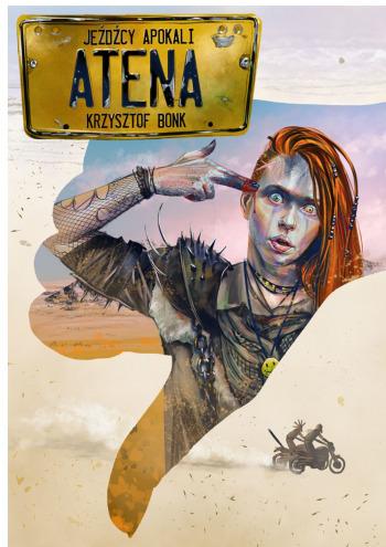 Jeźdźcy Apokali— Atena
