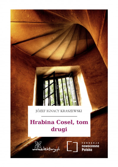 Hrabina Cosel, tom drugi